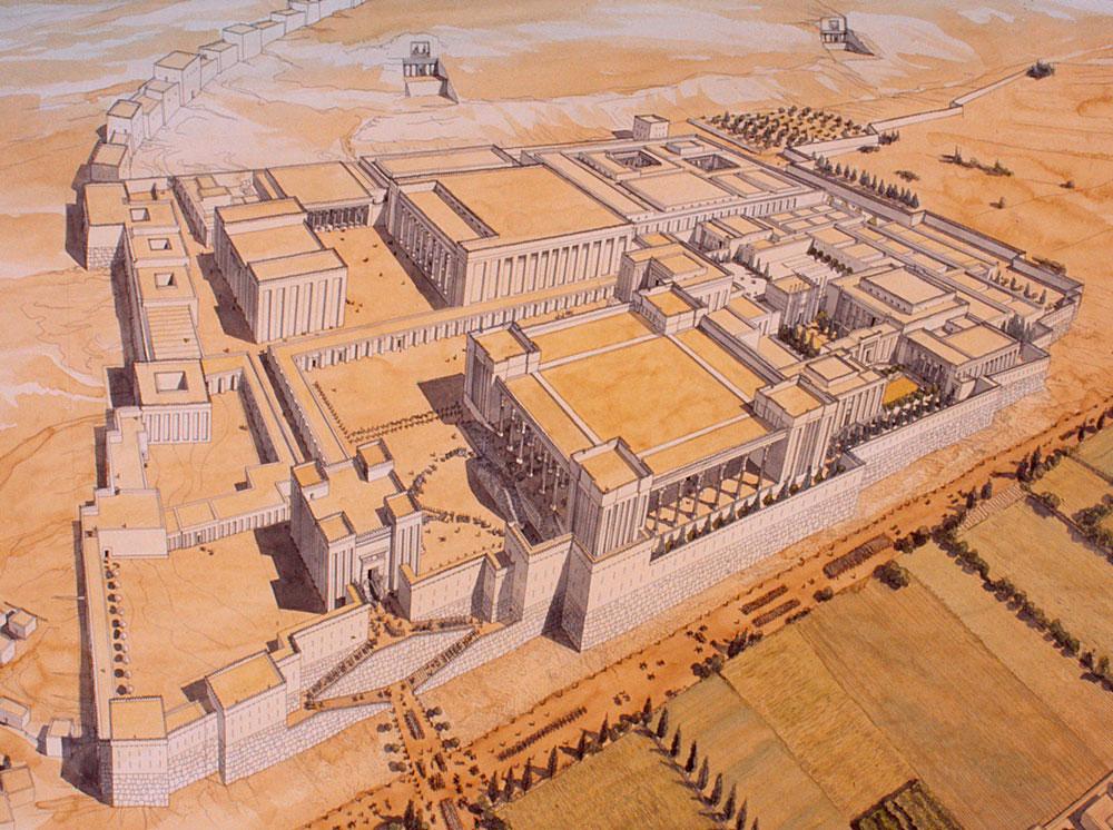Persepolis Jean Claude Golvin