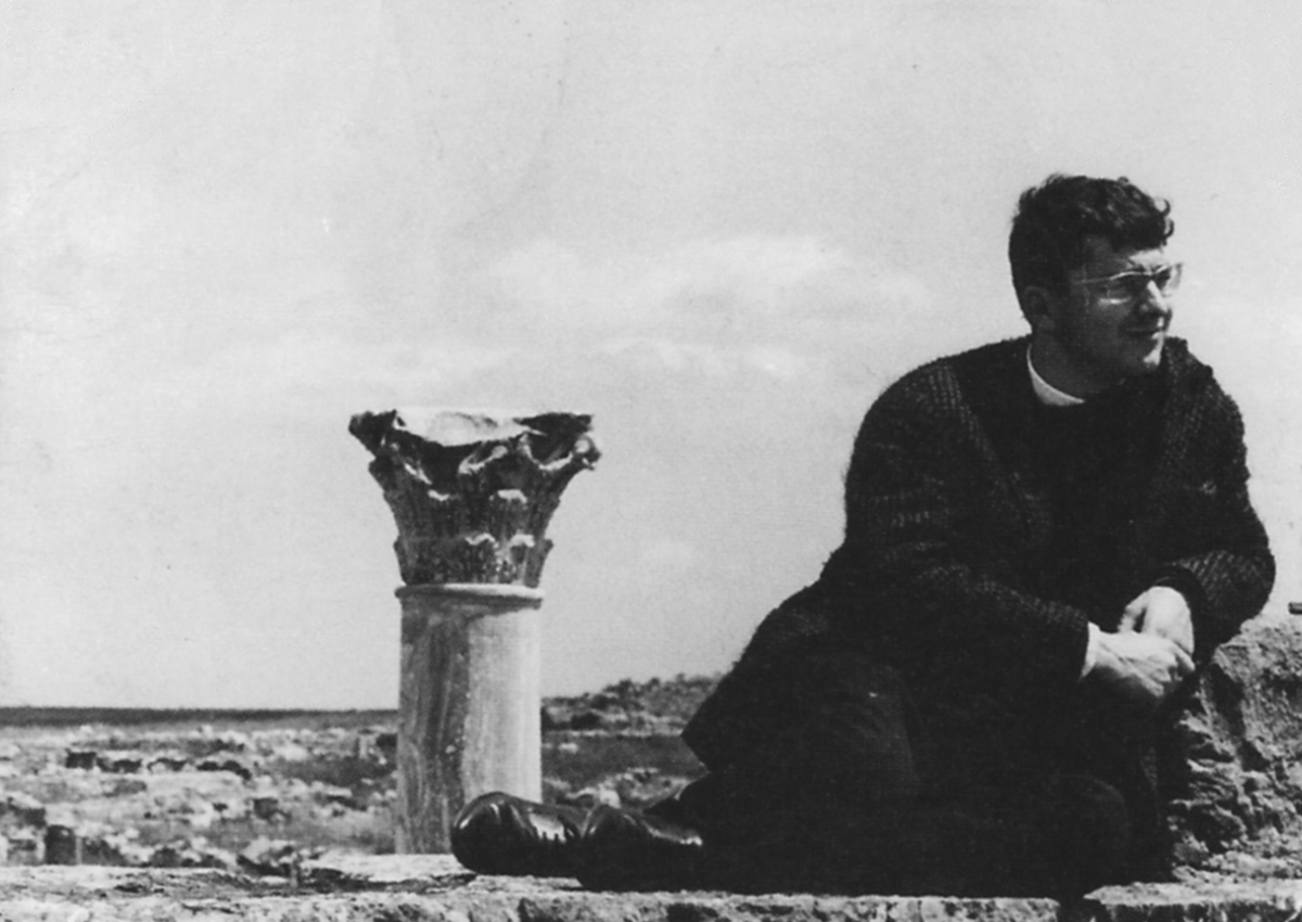 Jean-Claude Golvin en Tunisie dans les années 1960