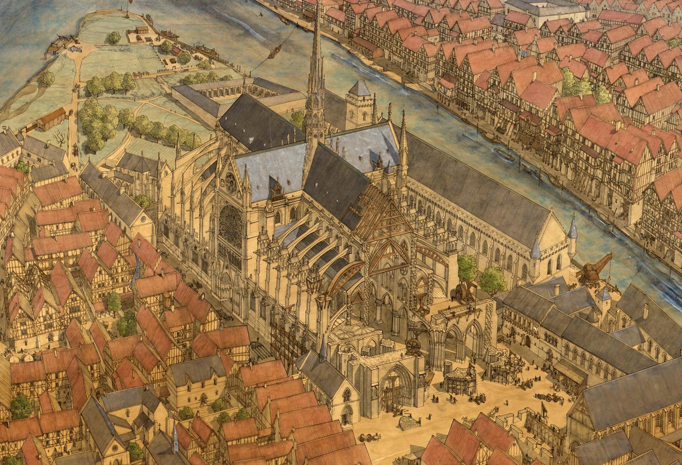 франция в средневековье картинки вот картинки сладких